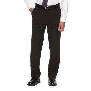 Men's Croft & Barrow® True Comfort 4-Way Stretch Classic-Fit Pleated Dress Pants