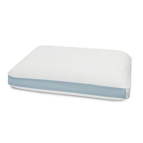 SensorPEDIC Performance Extreme Cooling Memory Foam Pillow
