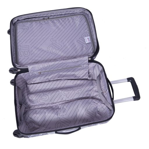 American Flyer Stars 3-Piece Hardside Spinner Luggage Set