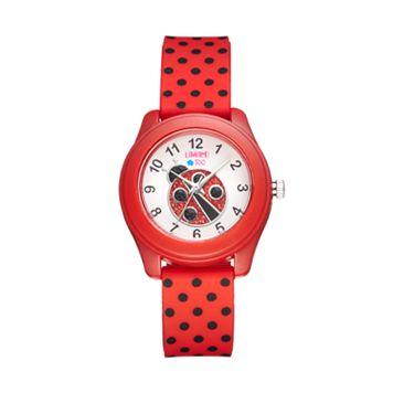 Limited Too Kids' Ladybug Polka-Dot Watch