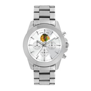 Women's Game Time Chicago Blackhawks Knockout Watch