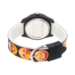 Limited Too Kids' Winking Emoji Watch