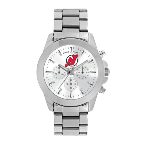 Women's Game Time New Jersey Devils Knockout Watch