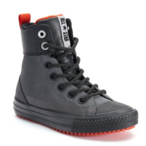 Boys' Converse Chuck Taylor All Star Asphalt Leather Boots
