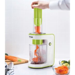 Gourmia Electric Spiralizer, Slicer & Pasta Maker