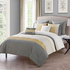 VCNY 7-piece Winston Comforter Set
