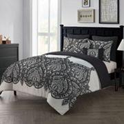 VCNY 7 pc Paisley Comforter Set