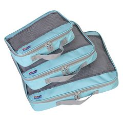 American Flyer Perfect 3 pc Packing Cube Set