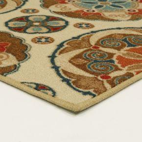 Mohawk® Home Spice Suzani Medallion Rug