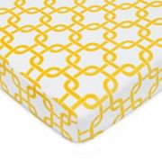 TL Care Chenille Patterned Playard Sheet