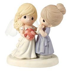 Precious Moments Bride & Mom Figurine