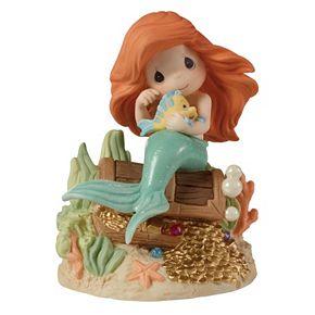 Disney's Ariel & Flounder Figurine by Precious Moments
