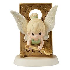 Disney's Tinker Bell Keyhole Figurine by Precious Moments