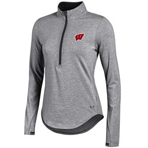 Women's Under Armour Wisconsin Badgers Pullover
