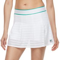 Women's FILA SPORT® Exposed Elastic Mesh Skort