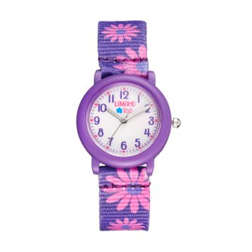 Limited Too Kids' Flower Watch