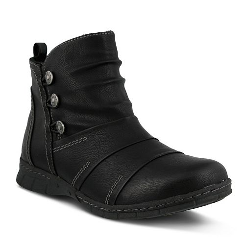 Spring Step Anatol Women's Water-Resistant Ankle Boots