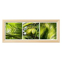 Art.com Palm Leaves Framed Wall Art