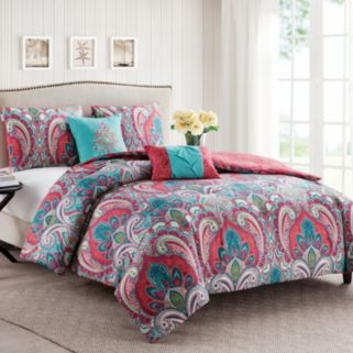 VCNY Casa Real Duvet Cover Set