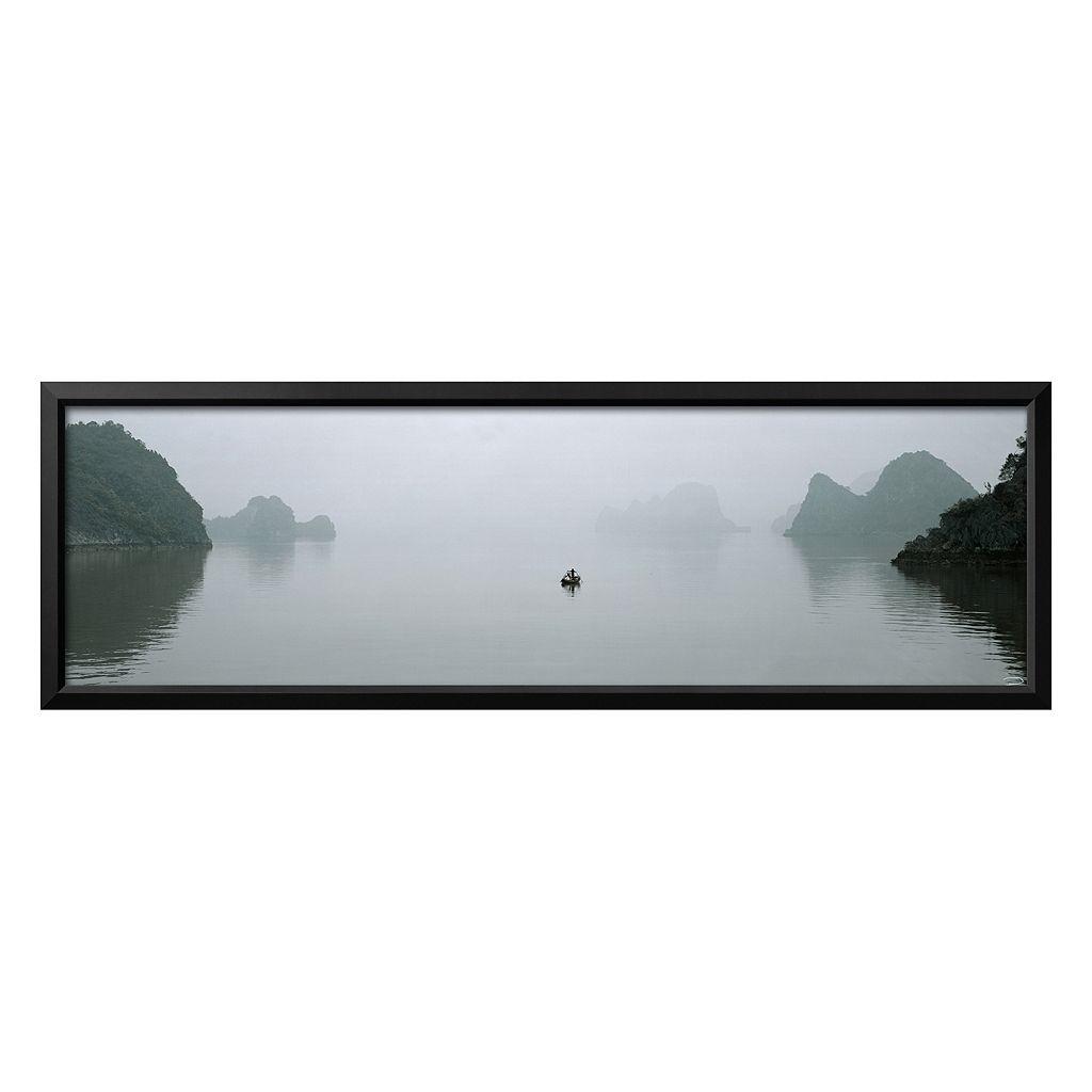 Art.com Petit Matin en Baie d'Halong Framed Wall Art