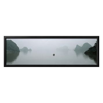 Art.com Petit Matin en Baie d'Halong Framed Wall Art