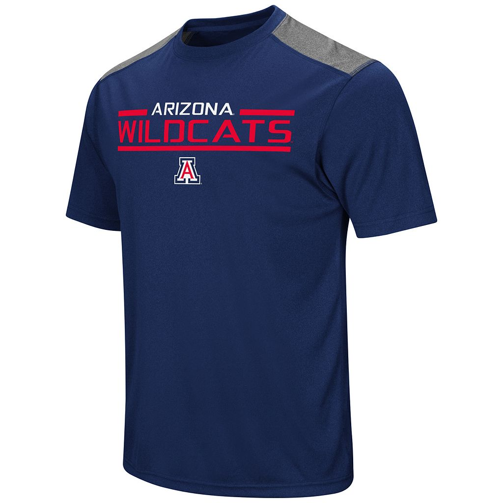 Men's Campus Heritage Arizona Wildcats Rival Heathered Tee