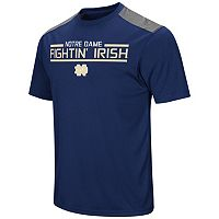 Men's Campus Heritage Notre Dame Fighting Irish Rival Heathered Tee