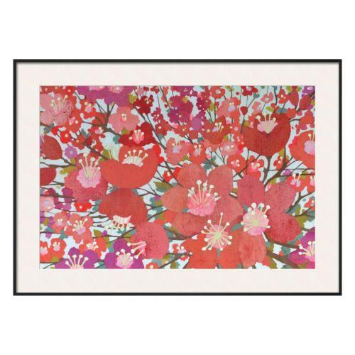 Art.com Cherry Blooms Framed Wall Art