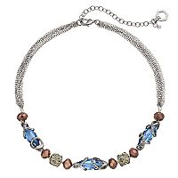 Simply Vera Vera Wang Beaded Fireball Multi Strand Necklace