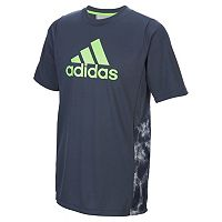 Boys 8-20 adidas Smoke Screen climalite Tee