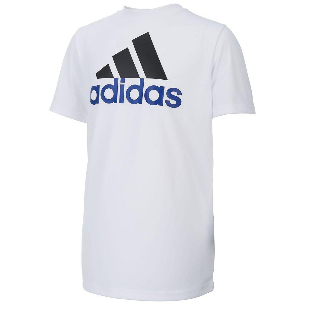 Boys 8-20 adidas Iconic Logo Tee