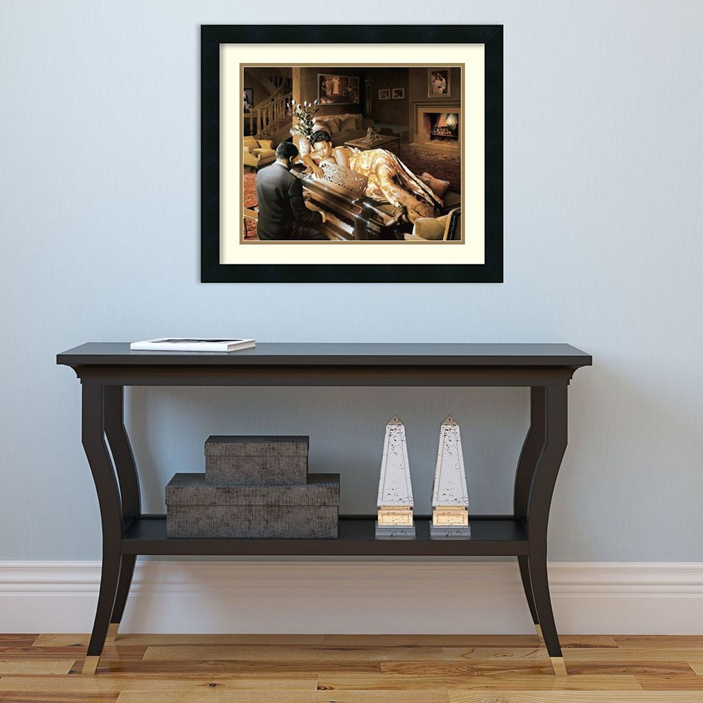 Amanti Art Sonata Framed Wall Art