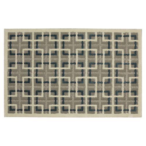 Mohawk® Home Square Off EverStrand Lattice Rug