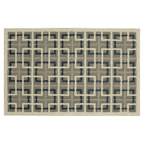 Mohawk® Home Square Off EverStrand Lattice Rug