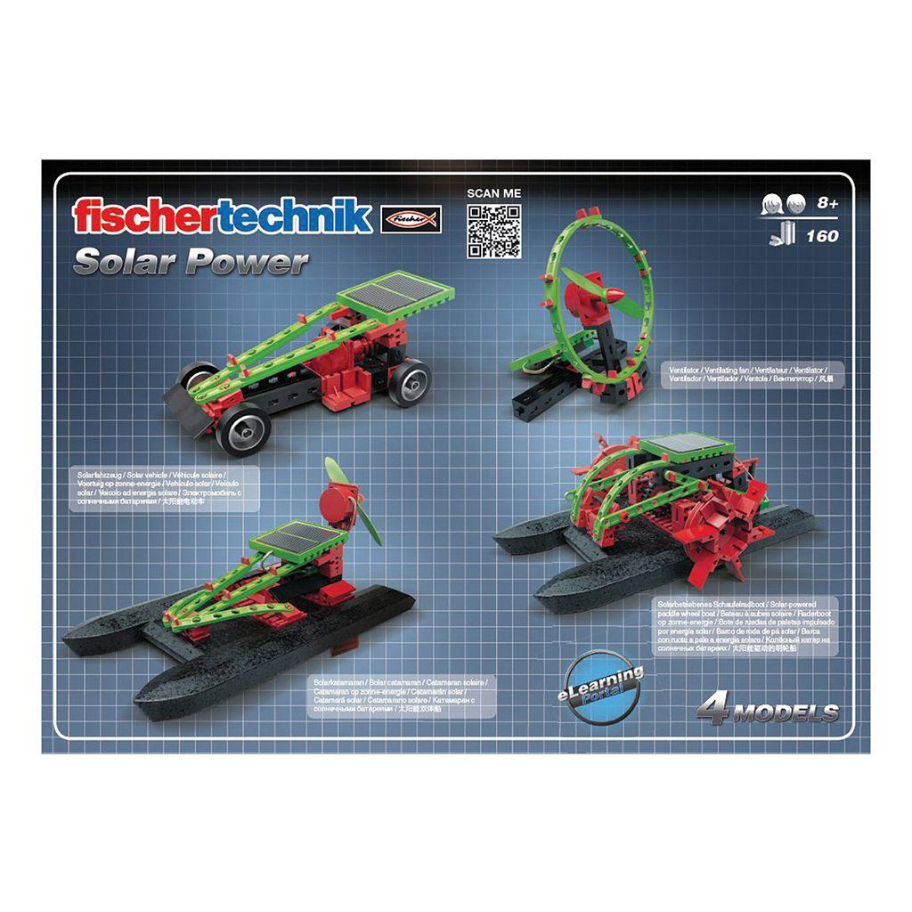 Fischertechnik Solar Power Set