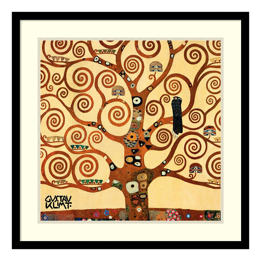 Amanti Art Tree Of Life Framed Wall Art