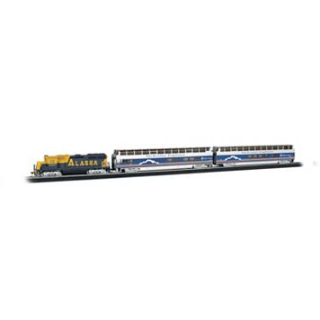 Bachmann Trains Mckinley Explorer HO Scale Ready To Run Electric Train Set