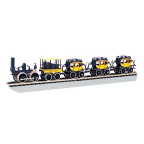 Bachmann Trains Dewitt Clinton HO Scale Ready To Run Electric Train Set