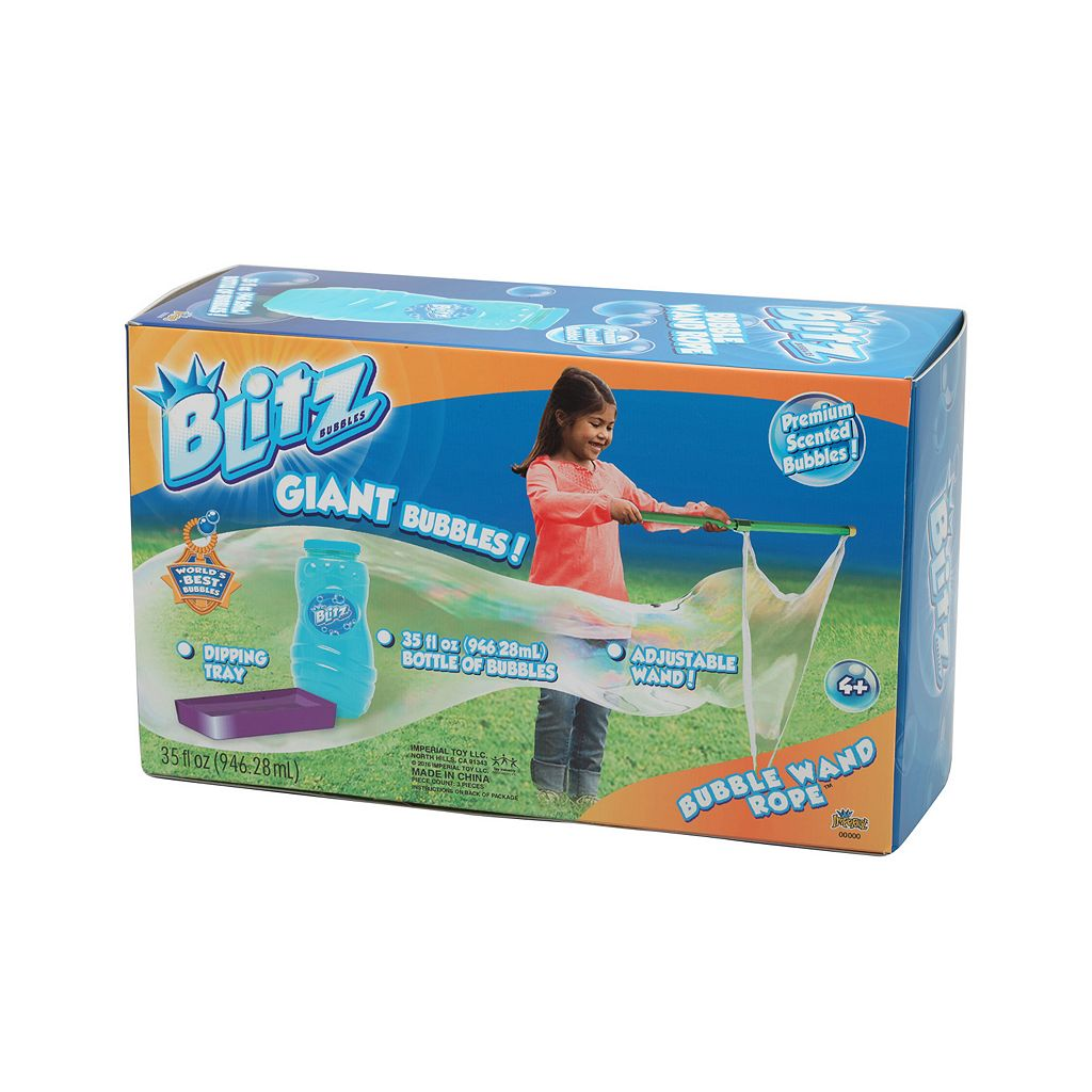 Bubble Blitz Deluxe Bubble Wand Rope Kit