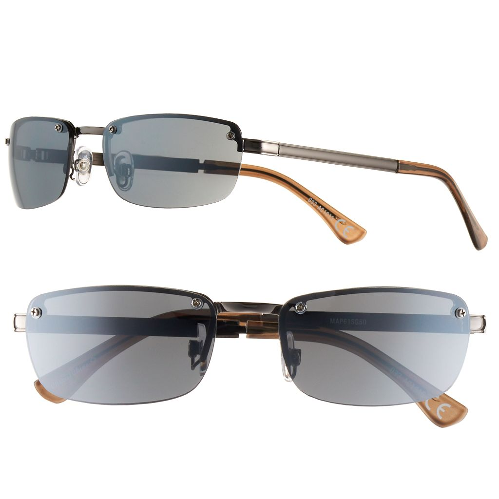 Men's Apt. 9® Single Bridge Sunglasses