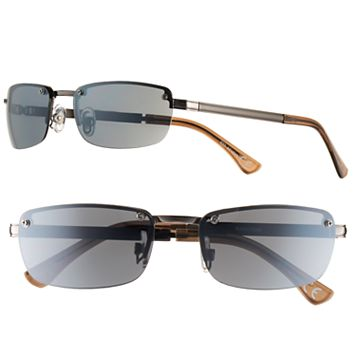 Men's Apt. 9® Single Bridge Sunglasses