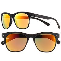Men's Apt. 9® Square Matte Sunglasses