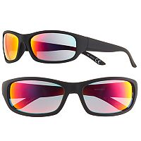 Men's Apt. 9® Polarized Wrap Sunglasses