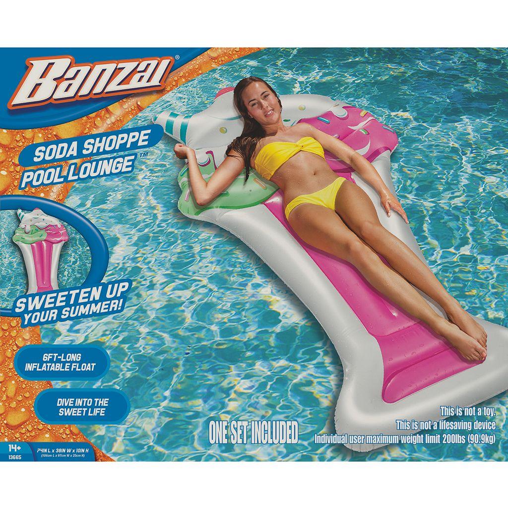 Banzai Soda Shoppe Pool Lounge