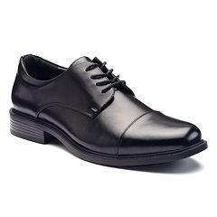 Croft & Barrow® Men's Ortholite Cap-Toe Dress Shoes