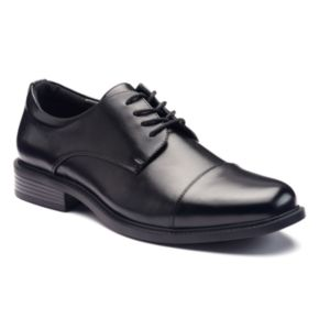 Croft & Barrow® Affleck Men's ... Ortholite Cap-Toe Dress Shoes