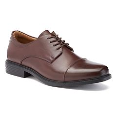 Croft & Barrow® Affleck  Men's Ortholite Cap-Toe Dress Shoes