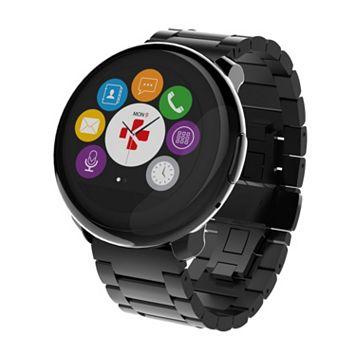 MyKronoz ZeRound Premium Metal Smartwatch