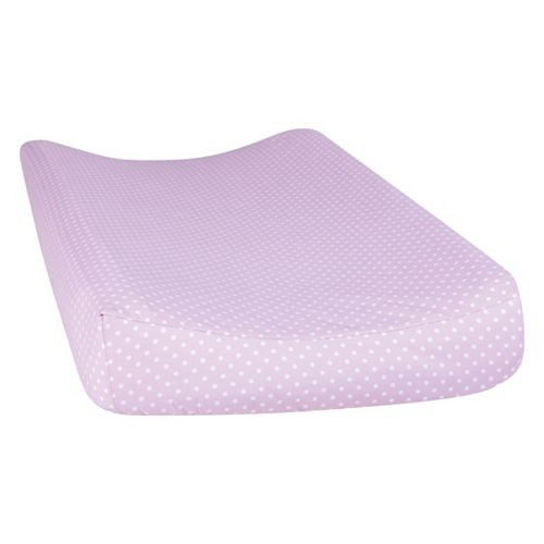 Waverly Baby by Trend Lab Orchid Bloom Changing Pad Cover
