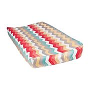 Waverly Baby by Trend Lab Pom Pom Changing Pad Cover